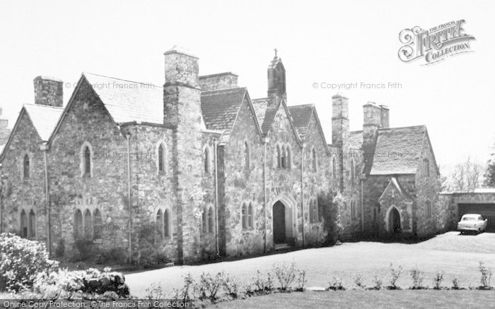 Photo of Whitwick, The Guest House c.1965