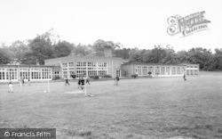 The New School c.1965, Whitwick