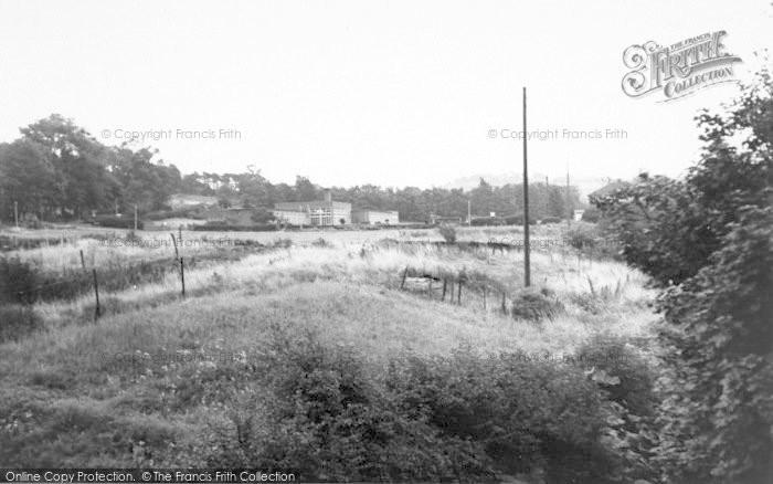 Photo of Whitwick, The New School c.1965