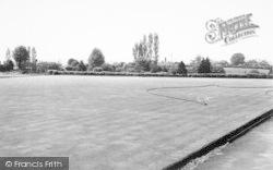 Whitwick, The Park c.1960