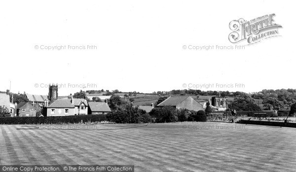 Photo of Whitwick, The Park c.1960