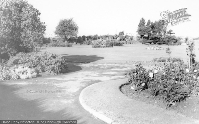 Photo of Whitwick, Whitwick Park c.1965