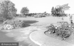 Whitwick, Whitwick Park c.1965