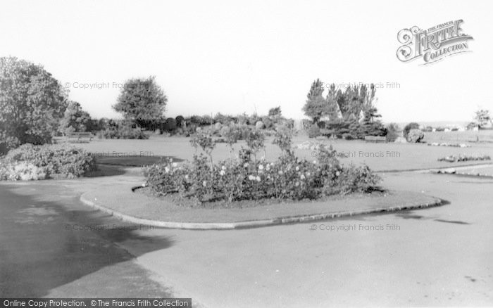 Photo of Whitwick, Whitwick Park c.1965