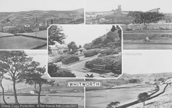 Photo of Whitworth, Composite c.1955