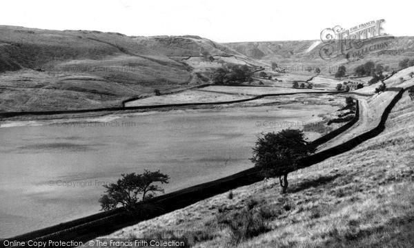 Photo of Whitworth, Cowm Reservoir 1951