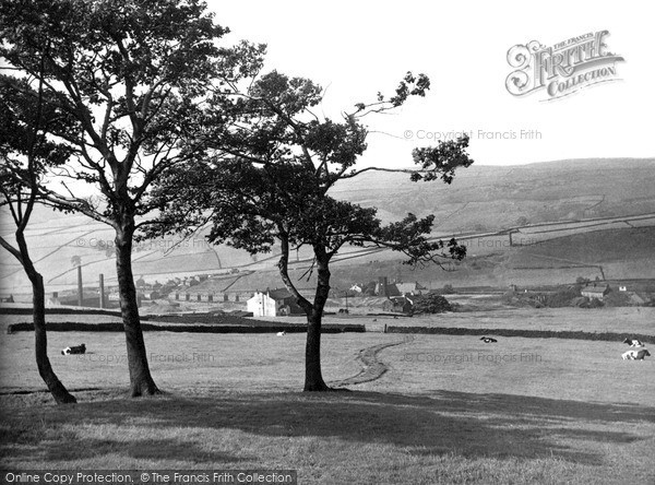 Photo of Whitworth, From The East 1951