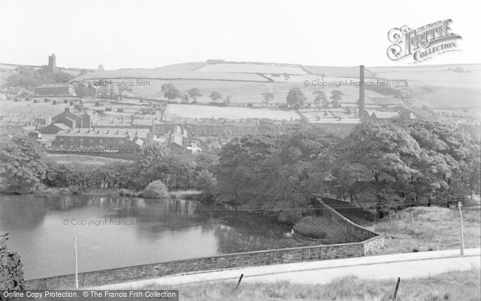 Photo of Whitworth, General View 1951