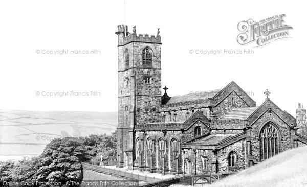 Photo of Whitworth, St Bartholomew's Church 1951