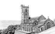 Whitworth, St Bartholomew's Church 1951