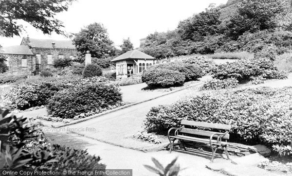 Photo of Whitworth, The Memorial Park 1951
