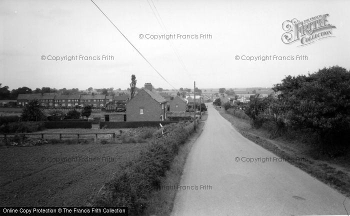 Photo of Whixley, General View c.1965