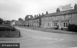 Stonegate c.1960, Whixley