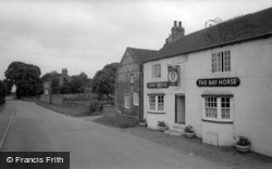 The Bay Horse c.1965, Whixley