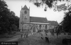The Church c.1965, Whixley
