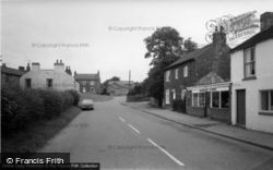 The Post Office c.1965, Whixley