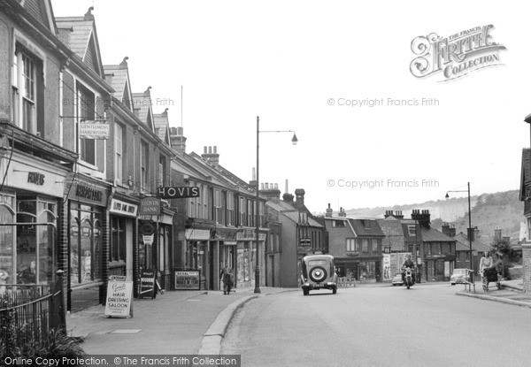Photo of Whyteleafe, c.1955