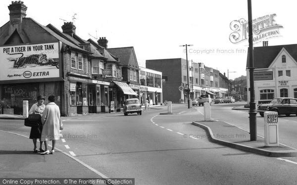 Photo of Whyteleafe, c.1960