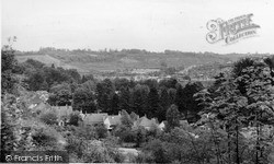 From Kenley Common c.1955, Whyteleafe