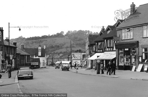 Photo of Whyteleafe, Godstone Road c.1955