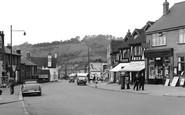 Whyteleafe, Godstone Road c1955