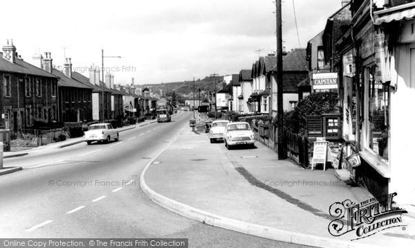 Photo of Whyteleafe, High Street c.1960
