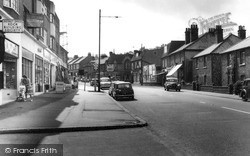 Whyteleafe, High Street c.1960
