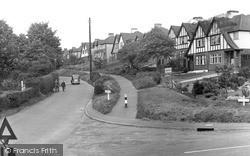 Whyteleafe, Hillbury Road c.1955