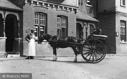 Horse And Cart 1907, Whyteleafe