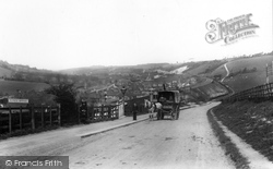 Looking North 1907, Whyteleafe