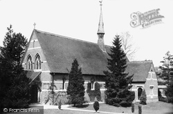 Whyteleafe, St Luke's Church 1907