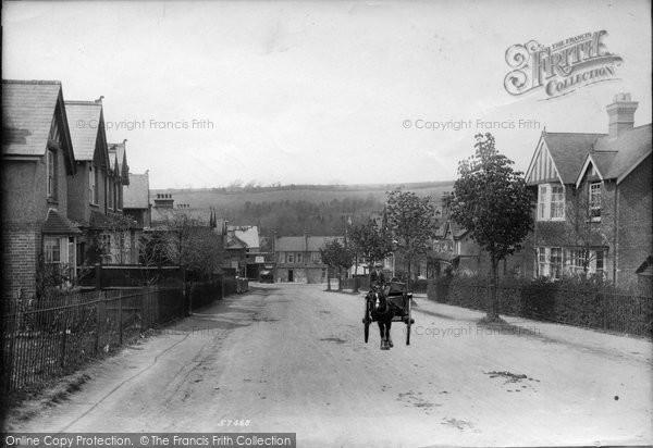 Photo of Whyteleafe, Station Road 1907
