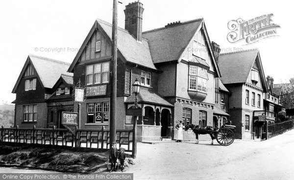 Whyteleafe, Tabernacle and Coffee Tavern 1907