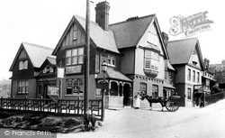 Tabernacle And Coffee Tavern 1907, Whyteleafe