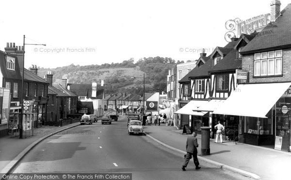 Photo of Whyteleafe, The Village c.1960