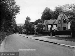 Whyteleafe, Whyteleafe Hill c.1955