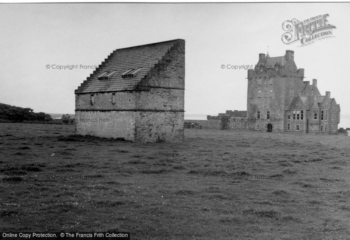Photo of Wick, Ackergill Tower 1952