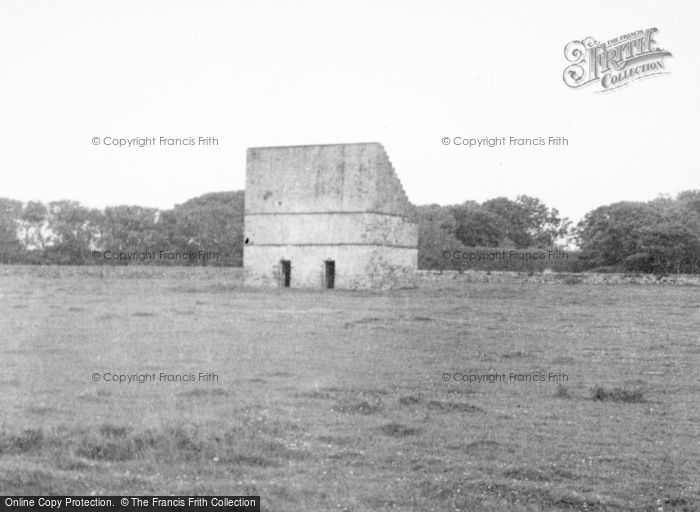 Photo of Wick, Ackergill Tower, Dovecot 1952