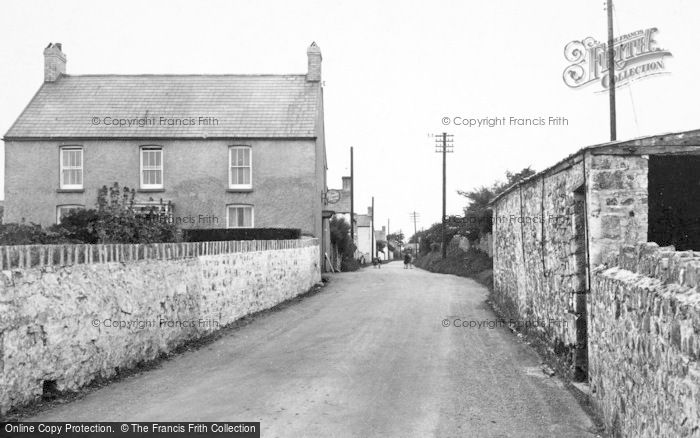 Photo of Wick, Broughton Road 1936