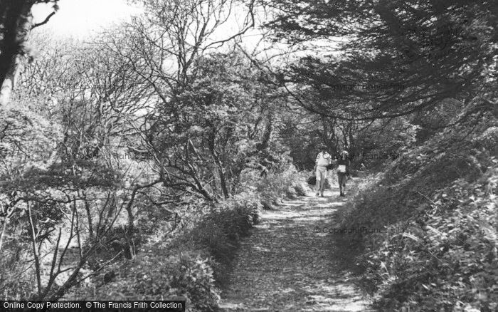 Photo of Wick, Path To The Beach c.1960