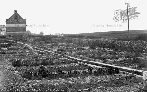 Photo of Wick, The Malthouse Garden 1938