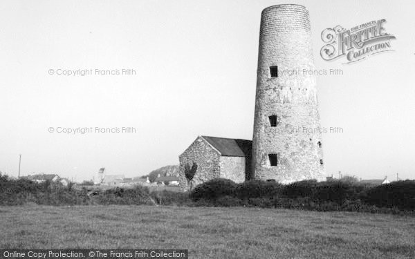 Photo of Wick, The Old Mill c.1960