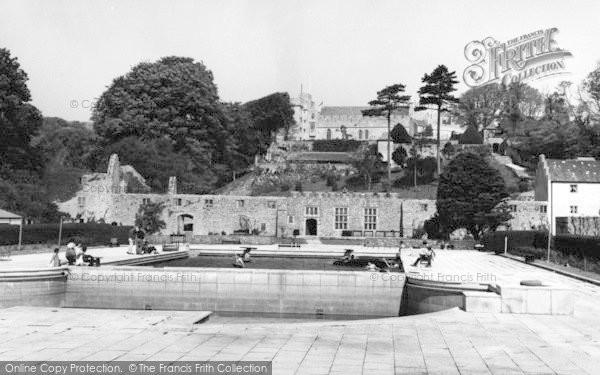 Photo of Wick, The Pool, Atlantic College c.1960