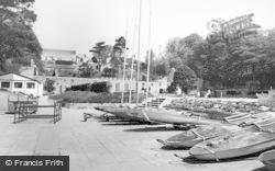 The Pool, Atlantic College c.1960, Wick