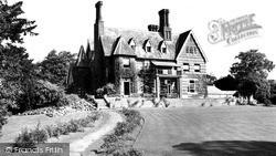 Wicken House c.1955, Wicken Bonhunt