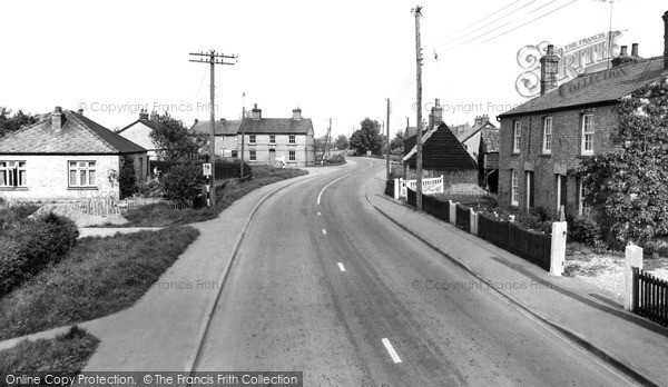 Photo of Wicken, North Street c.1955