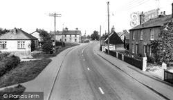 Wicken, North Street c.1955