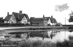 Wicken, The Pond c.1955