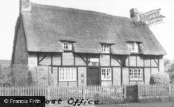 Wicken, The Post Office c.1950
