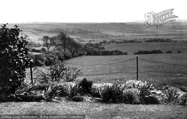 Photo of Wickersley, Royds Moor c.1955